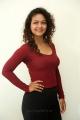 Actress Aditi Myakal Hot in Red Dress HD Pics