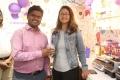 Aditi Myakal launches Temptey's Milkshakes at Gachibowli