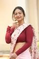 Actress Aditi Myakal Saree Photos @ Eakam Movie Teaser Launch