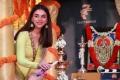 Actress Aditi Rao Images @ Tughlaq Darbar Movie launch