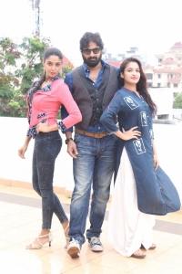 Angana Roy, John, Kalpana in Adrushyam Movie Stills