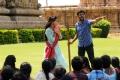 Athulya Ravi, Yuvan in Adutha Saattai Movie Stills