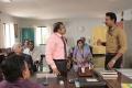 Thambi Ramaiah, Samuthirakani in Adutha Saattai Movie Stills