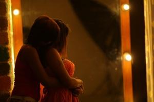Geethanjali, Prasanthi in Affair Movie Hot Stills