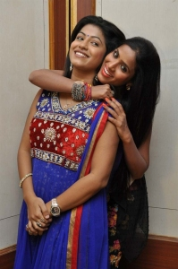 Geethanjali Thasya, Prasanthi @ Affair Song Teaser Launch Stills