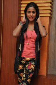 Anchor Prasanthi @ Affair Song Teaser Launch Stills
