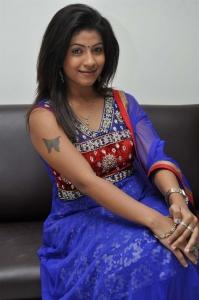 Geethanjali Thasya @ Affair Song Teaser Launch Stills
