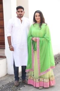 Sonia Agarwal @ Agalya Movie Launch Photos