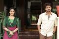 Keerthy Suresh, Vijay in Agent Bairavaa Movie Images