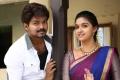 Vijay, Keerthi Suresh in Agent Bhairava Movie Stills
