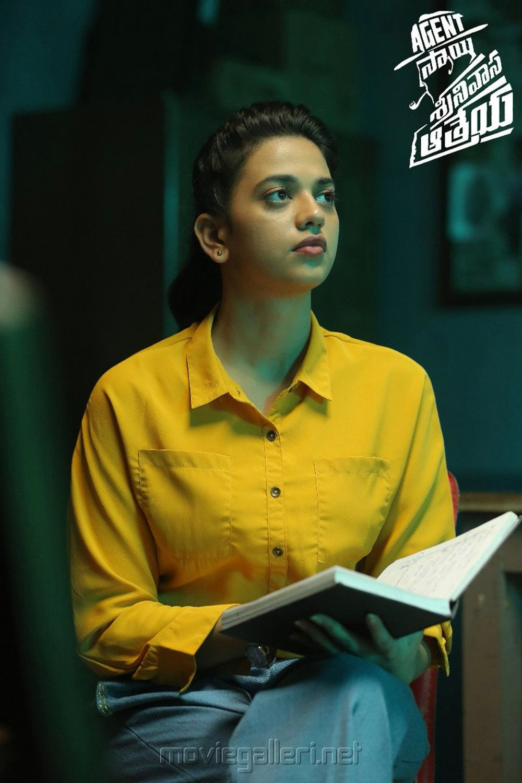 Actress Shruti Sharma in Agent Sai Srinivasa Athreya Movie Stills