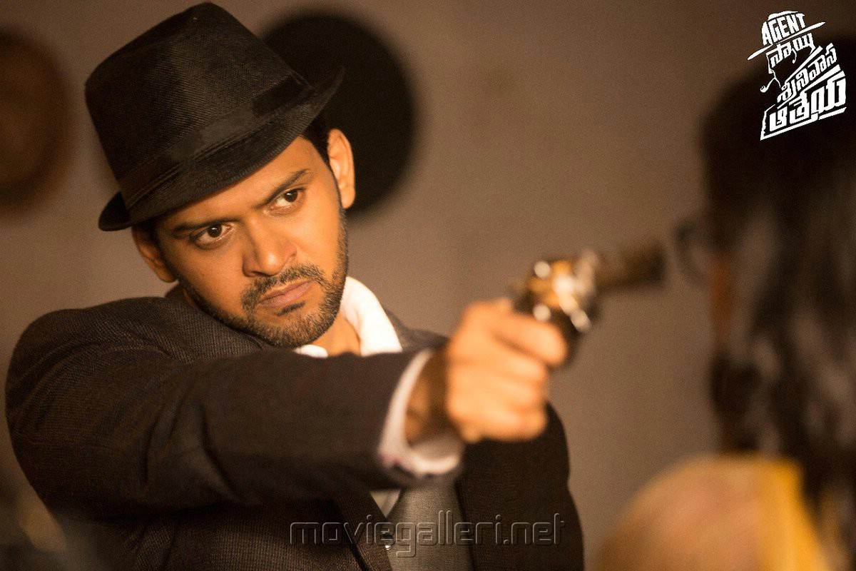 Actor Naveen Polishetty in Agent Sai Srinivasa Athreya Movie Stills