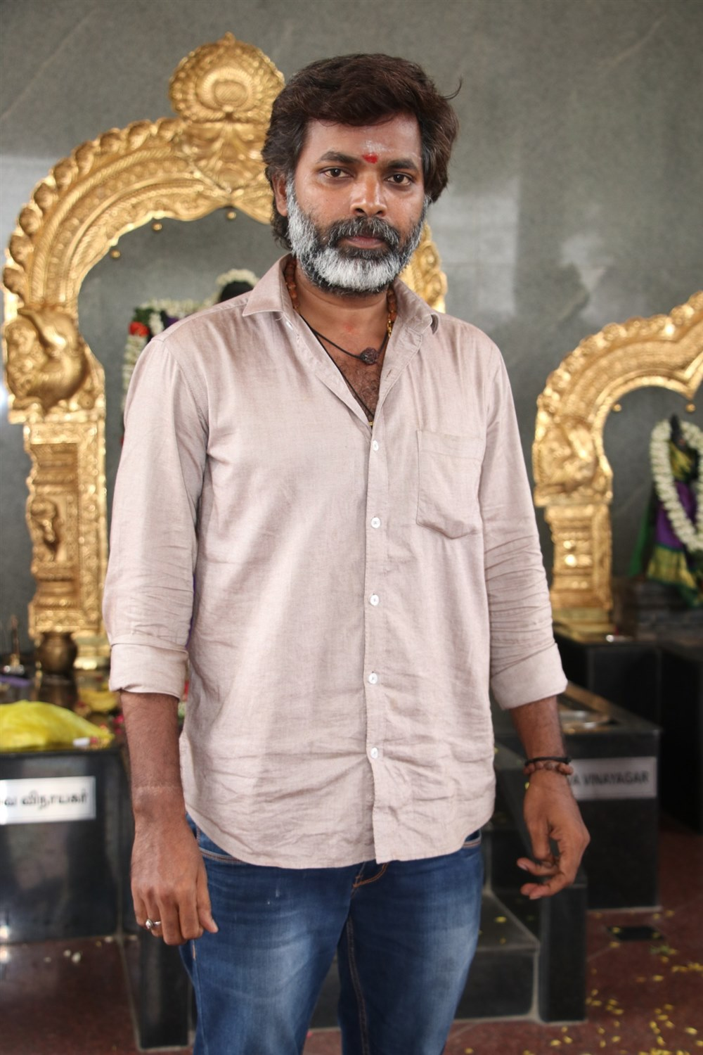 Producer RP Bala @ Aghori Movie Launch Stills