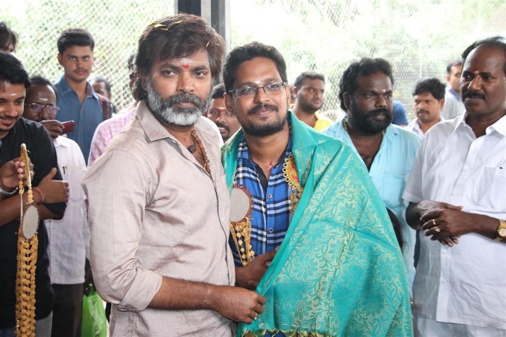 Producer RP Bala @ Aghori Movie Launch Stills