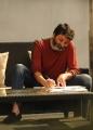 Director Trivikram Srinivas @ Agnyaathavaasi Working Stills