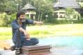 Director Trivikram Srinivas @ Agnathavasi Movie Working Stills