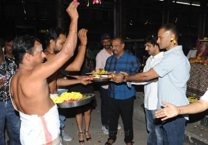 AGS Entertainent Production No 16 Pooja Stills