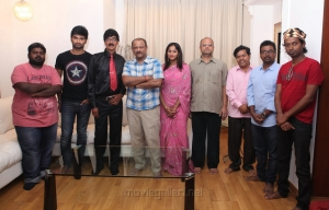 AGS Entertainment Pro.No.15 Movie Pooja Stills