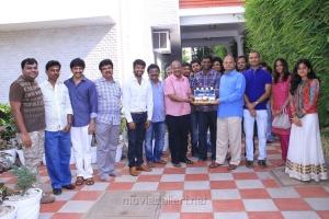 AGS Entertainment's Production No.14 Movie Launch Stills