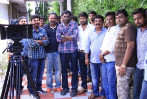 AGS Entertainment's Production No.14 Movie Pooja Stills