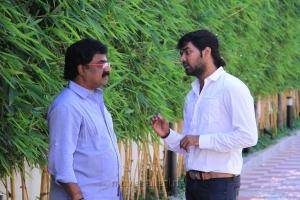 VTV Ganesh, Jai @ AGS Entertainment's Production No.14 Movie Pooja Stills