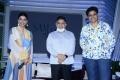 Samantha, Allu Aravind, Nandini Reddy @ AHA Press Meet On Sam Jam Show Photos