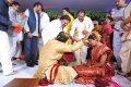 Dasari Narayana Rao @ Ahuti Prasad's Son's Wedding Stills