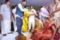 Mohan Babu @ Ahuti Prasad's Son's Wedding Stills