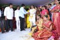 Chiranjeevi @ Ahuti Prasad's Son's Wedding Stills