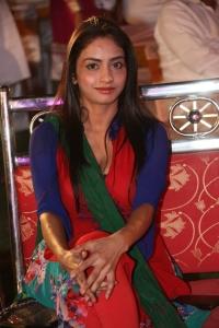 Actress Pooja Sri @ AIINA Women Awards 2014 Curtain Raiser Stills