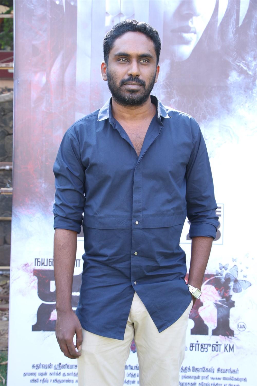 Director Sarjun KM @ Airaa Movie Press Meet Stills