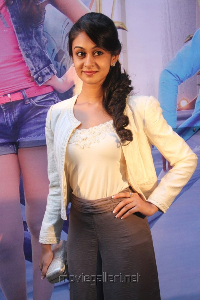 Aishwarya Arjun Latest Stills at Pattathu Yaanai Audio Release