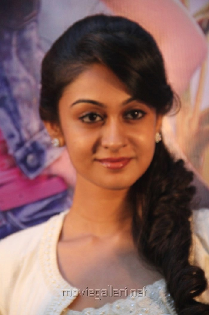 Aishwarya Arjun Latest Stills at Pattathu Yaanai Audio Launch