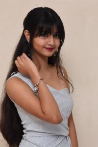 Actress Aishwarya Photos @ Kothha Hero First Look Launch