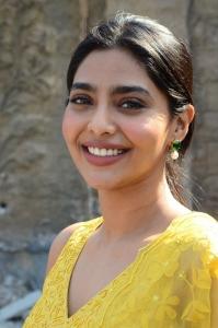 Actress Aishwarya Lakshmi New Pics @ Godse Press Meet