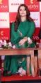 Actress Aishwarya Rai in Green Churidar Photos