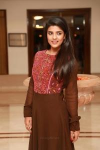 Actress Aishwarya Rajesh HD Pictures @ Kanaa Movie Success Meet