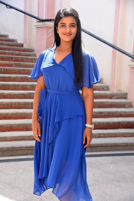 Actress Aishwarya Rajesh Latest Stills @ Kousalya Krishnamurthy Success Meet
