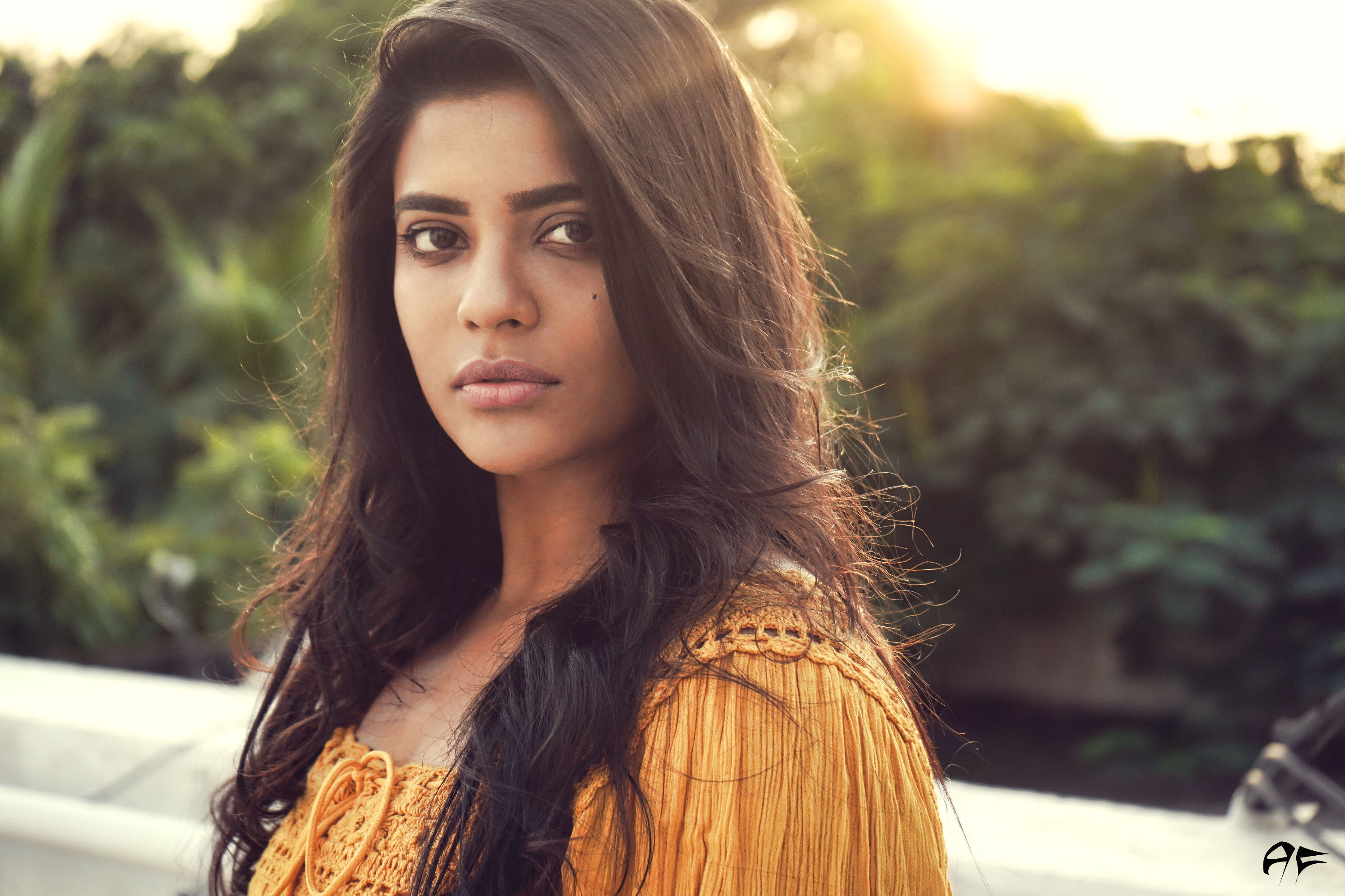 Actress Aishwarya Rajesh Latest Photoshoot Pictures