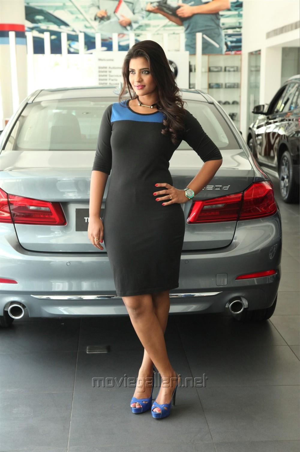Tamil Actress Aishwarya Rajesh Recent Photos