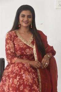 Heroine Aishwarya Rajesh Photos @ Republic Movie Interview