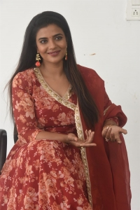 Republic Movie Actress Aishwarya Rajesh Interview Photos