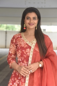 Republic Movie Heroine Aishwarya Rajesh Interview Photos