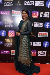 Actress Aishwarya Rajesh Pics @ SIIMA Awards 2021