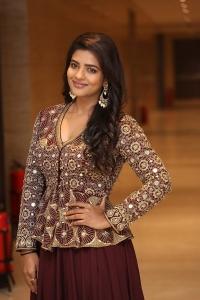 World Famous Lover Actress Aishwarya Rajesh New Images