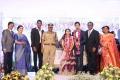 Actor Vishal's sister Aishwarya Reddy - Kritish Wedding Reception Stills