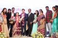 Athulya Ravi, Abi Saravanan, Aditi Menon, KSK Selva @ Vishal sister Aishwarya Wedding Reception Stills