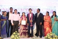 Dayanidhi Maran @ Vishal sister Aishwarya Wedding Reception Stills