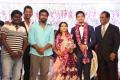 Director M Rajesh @ Vishal sister Aishwarya Wedding Reception Stills