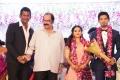 Director Suresh Krishna @ Actor Vishal sister Aishwarya Wedding Reception Stills
